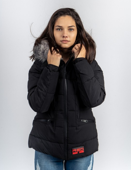 AVALANCHE Jacket Black
