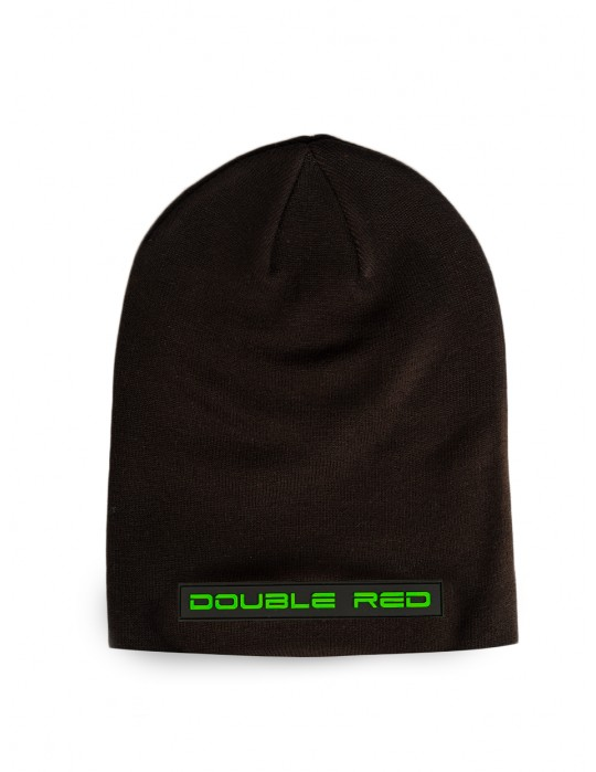 DNA RED BEANIE Black/Green