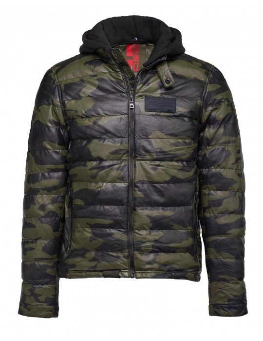 RENEGADE BLACK WAR ZONE Jacket